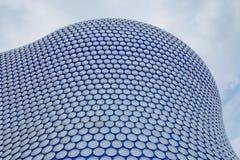Modern arkitekturtjurfäktningsarena Birmingham Arkivfoto