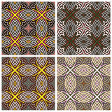 Modern Art Design from Kenya Royalty Free Stock Images
