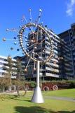 Modern Art Docklands Melbourne Stock Images