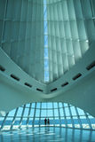 Modern Art Lobby royalty free stock images