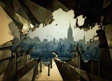 New York. Manhattan Stock Images