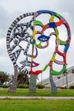 Modern Art sculptures at Convention Center Park San Diego - CALIFORNIA, USA - MARCH 18, 2019. Modern Art sculptures at Convention Center Park San Diego stock photos