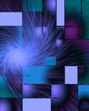 Modern Art styled Abstract. High Resolution Modern Art styled Abstract Royalty Free Stock Images