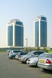 Modern Astana Stock Photography
