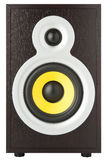 Modern audio speaker Royalty Free Stock Photography