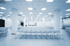 Modern auditorium Stock Image