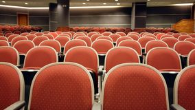 Modern Auditorium Stock Photos