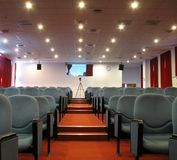 Modern Auditorium Royalty Free Stock Photography