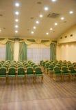 Modern auditorium Stock Photo