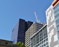 Modern Australian architecture Royalty Free Stock Photo