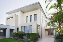 Modern Australian Home Royalty Free Stock Photo