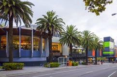 Modern Australian suburb of Rhodes in Sydney Australia Royalty Free Stock Image