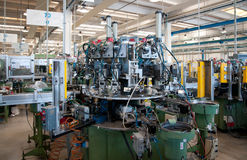 Modern automated factory plant Stock Photography