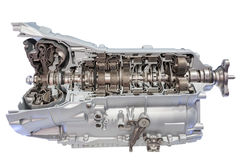 Free Modern Automatic Transmission Royalty Free Stock Photos - 79792968