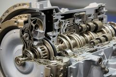Free Modern Automatic Transmission Stock Photos - 99755113