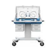 Modern Baby Incubator Stock Photos