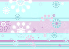 Modern background,vector. Modern background with purple and green shapes,vector illustration Stock Photography