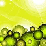 Modern background, vector  Stock Image