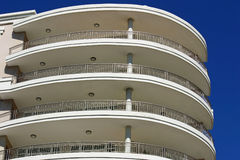 Modern Balconies 2 Royalty Free Stock Photo