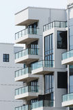Modern  Balcony Stock Images