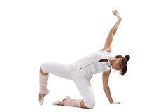 Modern ballet Royalty Free Stock Photo