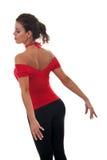 Modern ballet dancer royalty free stock photos