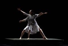 Modern ballet dancer Stock Photos