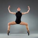 Modern ballet dancer Stock Images