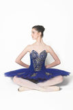 Modern Ballet Pose Stock Photos
