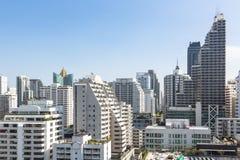 Modern Bangkok Royalty Free Stock Images