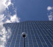 Modern bank building. In utrecht the netherlands Stock Photos