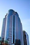 Modern Bank building Royalty Free Stock Image