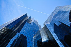 Modern Bank building Stock Photo