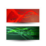 Modern Banner/headers Royalty Free Stock Photography