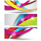 Modern banner/headers Royalty Free Stock Photo