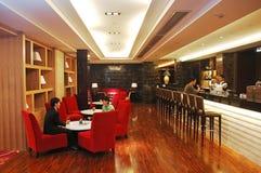 Modern bar Stock Photo