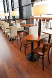 Modern bar interior Royalty Free Stock Image