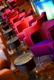 Modern bar interior Stock Photo
