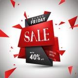 Modern bargain sale poster Stock Image