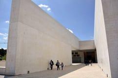 The modern Basilica of Fatima Royalty Free Stock Image