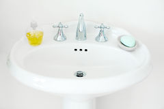 Modern basin Royalty Free Stock Images