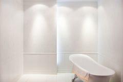 Modern bath Royalty Free Stock Photos