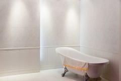 Modern bath Royalty Free Stock Photo