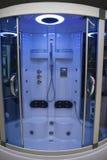 Modern bath cabin Stock Photo