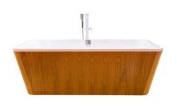 Modern bath Stock Photography