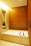 Modern bath room Royalty Free Stock Images