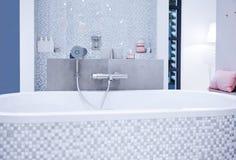 Modern bath room Stock Photo