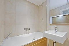 Modern bathroom Royalty Free Stock Photos