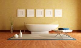 Modern bathroom Royalty Free Stock Images