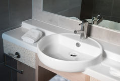 Free Modern Bathroom Stock Image - 17700601